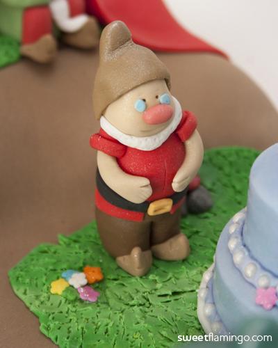 Happy Birthday Dopey Cake